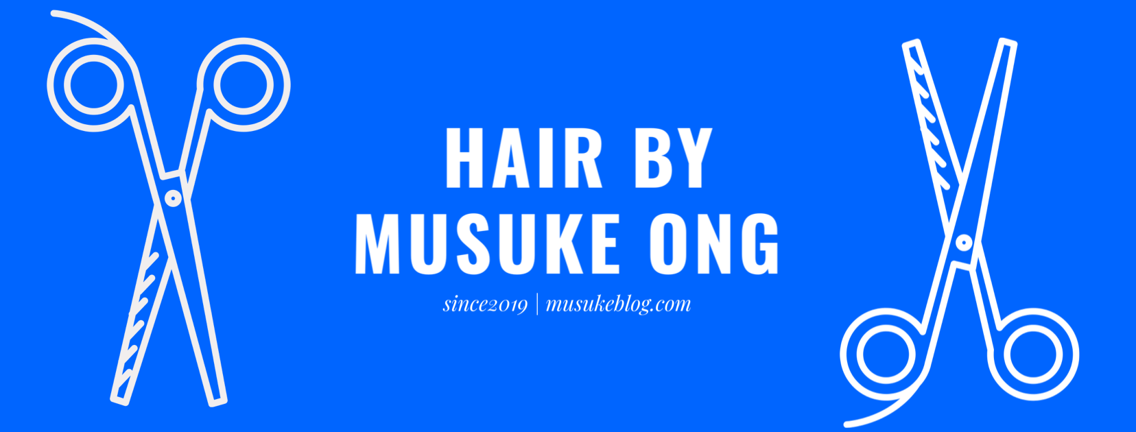 HAIR BY MUSUKE ONG