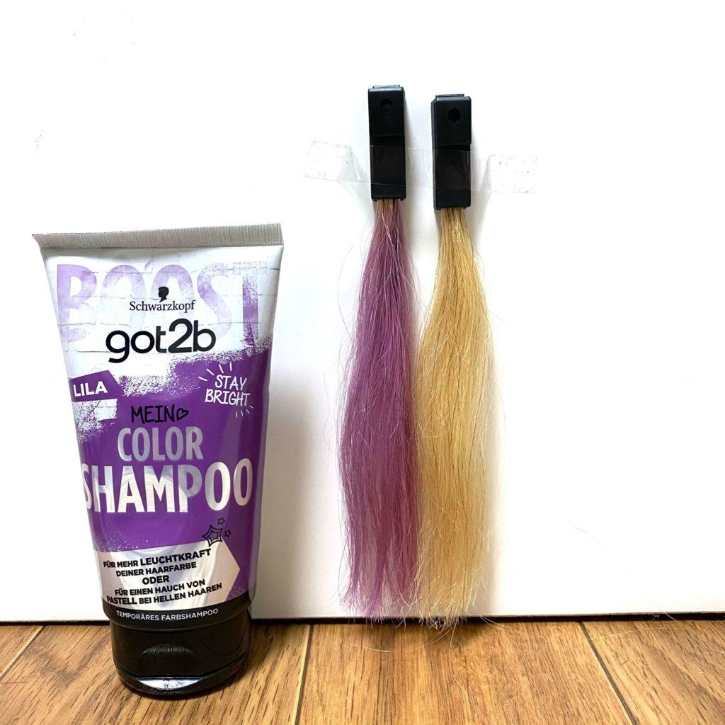 紫 シャンプー 市販